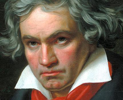 Stieler, Joseph Karl: Beethoven mit der Missa solemnis Ölgemälde, 1819 - Briljante Jazzy Beethoven - van Swaaij Cassastie & Consultancy - cassatieadvocaat - cassatie advocaat