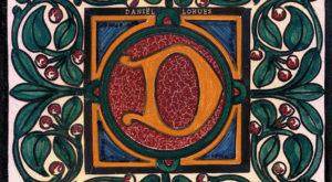 Scan via Jan Rozendaal.CD. Daniel Lohues, D. - Handgemaakte muziek - van Swaaij Cassastie & Consultancy - cassatieadvocaat - cassatie advocaat