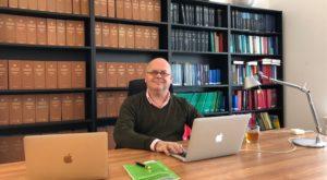 Foto.5 maart 2018.bureau - Te late betaling griffierecht: H.J. Snijders bepleit een terme de grâce - van Swaaij Cassastie & Consultancy - cassatieadvocaat - cassatie advocaat