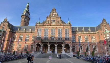 Foto.Academiegebouw - Jeannette Smit cum laude gepromoveerd - van Swaaij Cassastie & Consultancy - cassatieadvocaat - cassatie advocaat