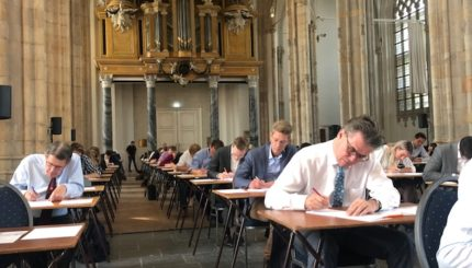 Foto.Deelnemers.Dictee - Hoge Raad-raadsheer Hester Wattendorff dicteert - van Swaaij Cassastie & Consultancy - cassatieadvocaat - cassatie advocaat
