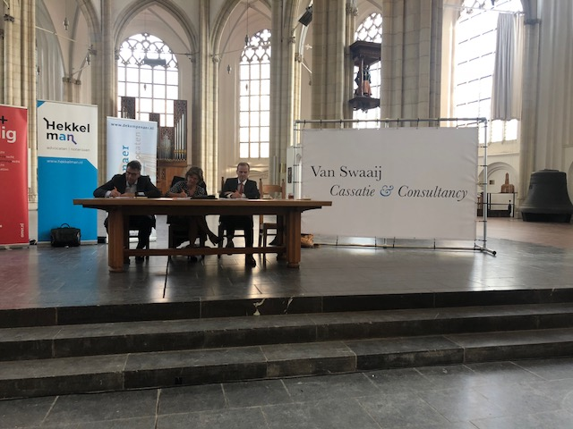 Foto.DicteePodium - - van Swaaij Cassastie & Consultancy - cassatieadvocaat - cassatie advocaat