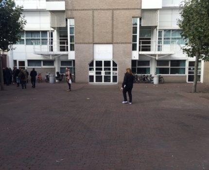 Foto.Kazernestraat.ZonderBeelden - Vice-president Hoge Raad Floris Bakels spreekt - van Swaaij Cassastie & Consultancy - cassatieadvocaat - cassatie advocaat