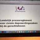 Foto.LP - Taallesjes voor juristen (49): gerechtvaardigd mogen vertrouwen (blijf opletten) - van Swaaij Cassastie & Consultancy - cassatieadvocaat - cassatie advocaat