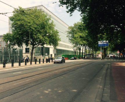 Foto.NieuweGebouwHR - Hoge Raad eert mr. L.E. Visser - van Swaaij Cassastie & Consultancy - cassatieadvocaat - cassatie advocaat
