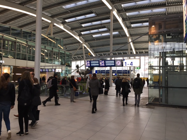 Foto.Utrecht Centraal