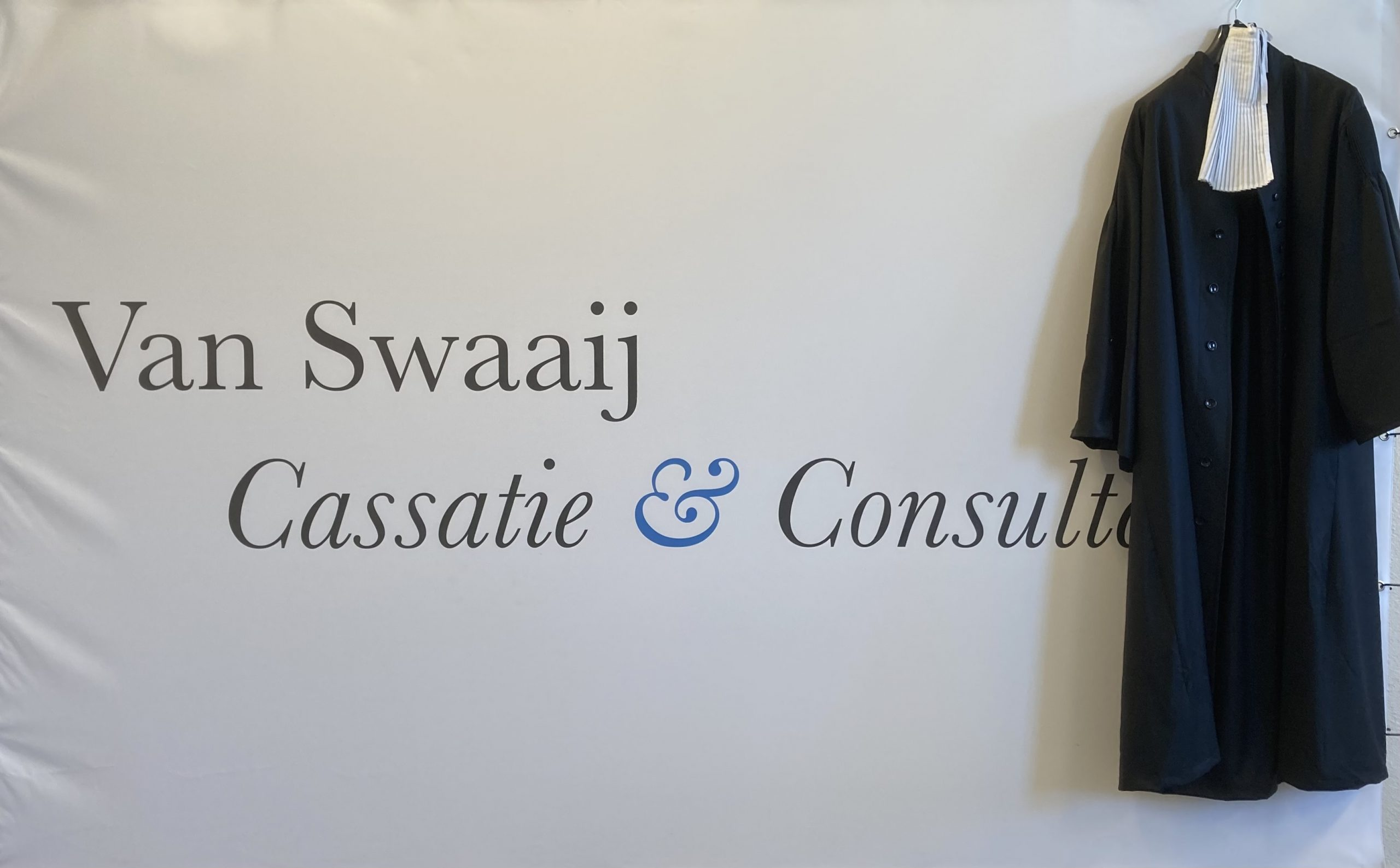 Foto.banner.toga - - van Swaaij Cassastie & Consultancy - cassatieadvocaat - cassatie advocaat
