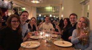 FotoARW - Dineren met prof. mr. Roel Schutgens c.s. - van Swaaij Cassastie & Consultancy - cassatieadvocaat - cassatie advocaat