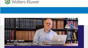 Foto,WoltersKluwer - Welke cassatieadvocaat is gekozen door Wolters Kluwer om de Asser-serie te promoten? - van Swaaij Cassastie & Consultancy - cassatieadvocaat - cassatie advocaat