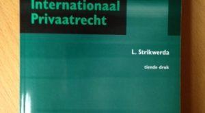 IPR Strikwerda - Cassatieverweerschrift in ipr-zaak (verstoting, exequatur en EEX-verordening) 2.0 - van Swaaij Cassastie & Consultancy - cassatieadvocaat - cassatie advocaat