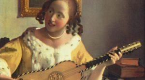 Johannes-Vermeer-The-Guitar-Player- - Compassie met officieren van justitie - van Swaaij Cassastie & Consultancy - cassatieadvocaat - cassatie advocaat