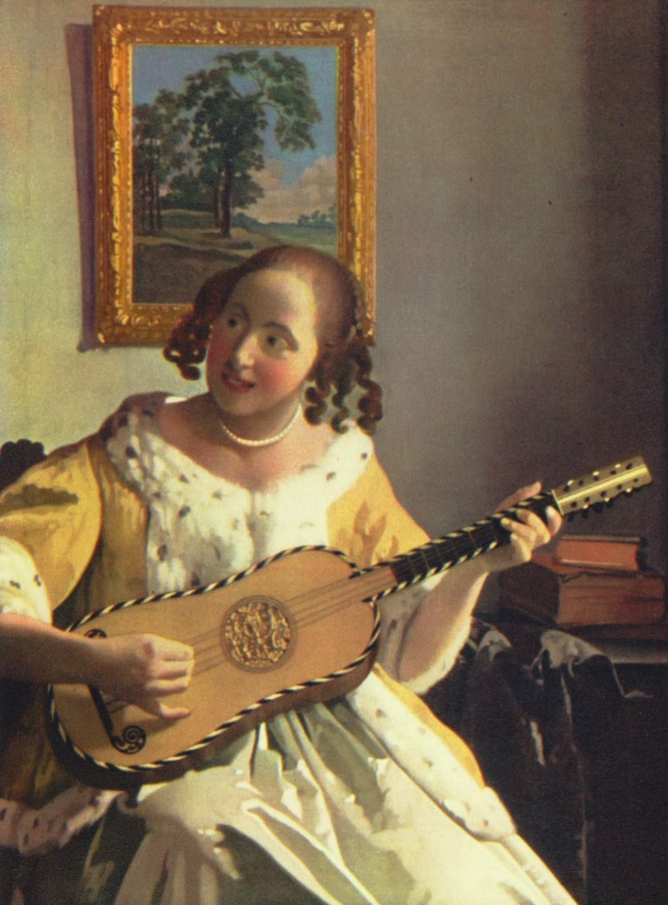 Johannes-Vermeer-The-Guitar-Player-