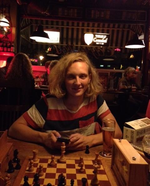 Jop schaken