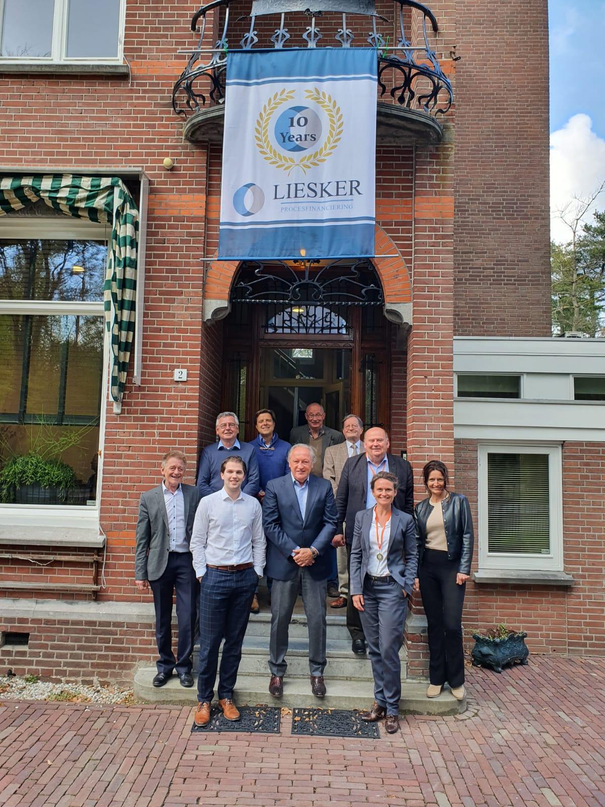 Liesker.10Jaar - - van Swaaij Cassastie & Consultancy - cassatieadvocaat - cassatie advocaat