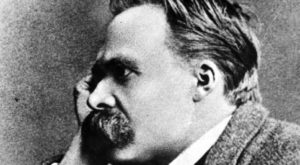 Nietzsche (c) This work is in the public domain in its country of origin and other countries and areas where the copyright term is the author's life plus 70 years or less