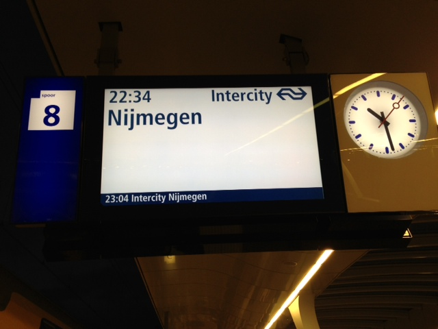 Nijmegen, NS Arnhem