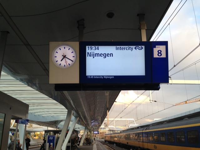 Nijmegen overdag