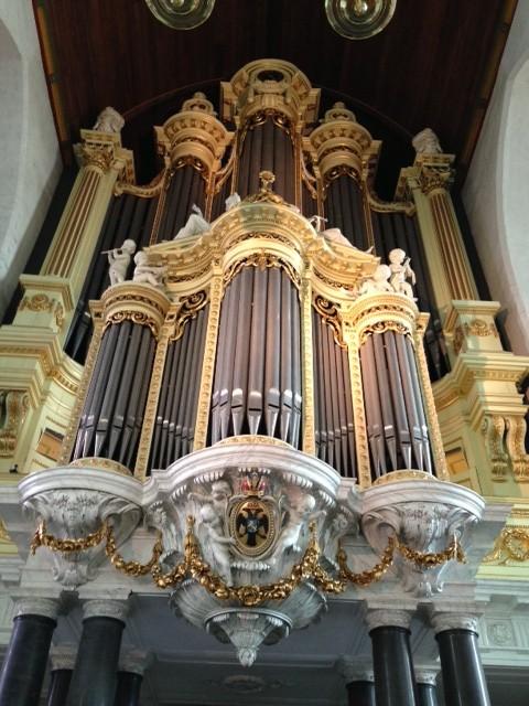Orgel Stevenskerk