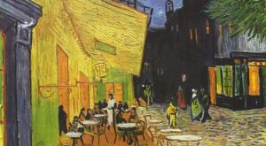 Van Gogh, Cafe Terrace at Night