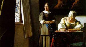 Vermeer.schrijvende vrouw - Schriftelijk pleidooi: beperking omvang pleitnota toegestaan? - van Swaaij Cassastie & Consultancy - cassatieadvocaat - cassatie advocaat