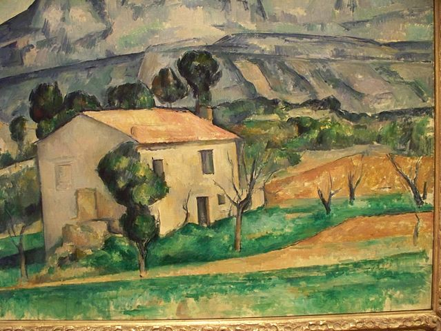 WLA_ima_House_in_Provence, Paul Cézanne