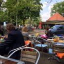 foto.EtenEn.Drinken.Terras.22.4.2014 - Interview met troubadour Jan Willem van Opstal - van Swaaij Cassastie & Consultancy - cassatieadvocaat - cassatie advocaat