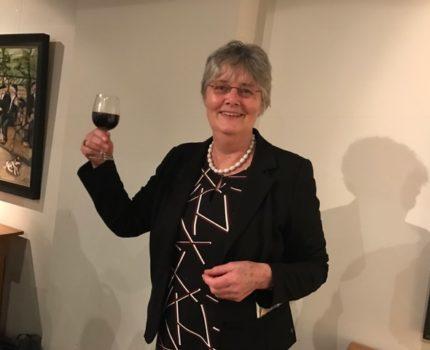 foto.Grietje - 'Goed nagekomen!'- afscheidssymposium Grietje de Jong - van Swaaij Cassastie & Consultancy - cassatieadvocaat - cassatie advocaat