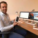 foto-joost-moorman-apple - Tegenverzoek voor het eerst in appèl? - van Swaaij Cassastie & Consultancy - cassatieadvocaat - cassatie advocaat