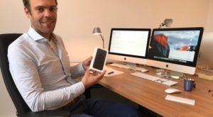 foto-joost-moorman-apple - Apple en de Ierse fiscus - van Swaaij Cassastie & Consultancy - cassatieadvocaat - cassatie advocaat
