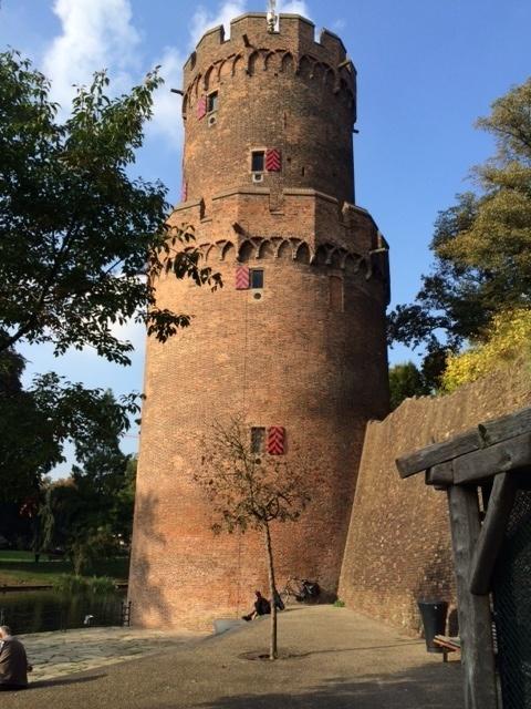 foto.Kronenburgerpark.Toren