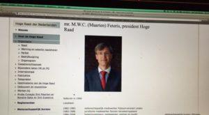 foto.Mr.MaartenFeteris - Misser op 's Hogen Raads website 2.0 - van Swaaij Cassastie & Consultancy - cassatieadvocaat - cassatie advocaat