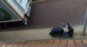 foto.Scooter - Schadeafwikkeling - van Swaaij Cassastie & Consultancy - cassatieadvocaat - cassatie advocaat