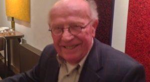 foto.Sjef.sr - Sjef van Swaaij 85 jaar  - van Swaaij Cassastie & Consultancy - cassatieadvocaat - cassatie advocaat
