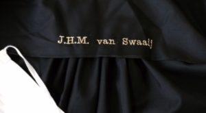 foto.Toga.Ziya - Nieuwe toga en rolwaarneming bij de Hoge Raad - van Swaaij Cassastie & Consultancy - cassatieadvocaat - cassatie advocaat