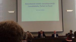 foto.VCCA - Intervisiebijeenkomst Hoge Raad - cassatiebalie  - van Swaaij Cassastie & Consultancy - cassatieadvocaat - cassatie advocaat