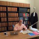foto.bureau.Sietse - Spontaan visite: mrs. Georg van Daal en Godfried van Berkel - van Swaaij Cassastie & Consultancy - cassatieadvocaat - cassatie advocaat