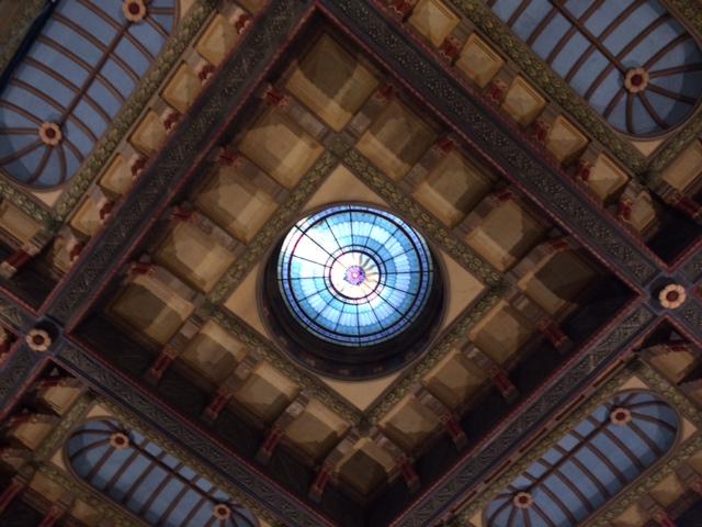 foto.plafond.stationGroningen