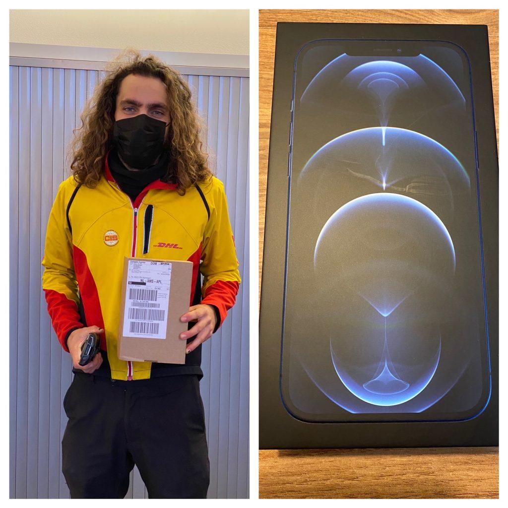 iPhone 12 Pro Max - - van Swaaij Cassastie & Consultancy - cassatieadvocaat - cassatie advocaat
