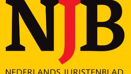 Logo NJB Nederlands Juristenblad
