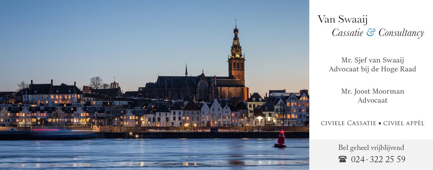 Van Swaaij Cassatie & Consultancy - Nijmegen