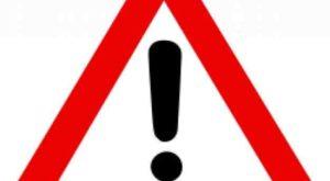 waarschuwingsbord_17-1130071631 - Pas op met faxen via eFax - van Swaaij Cassastie & Consultancy - cassatieadvocaat - cassatie advocaat